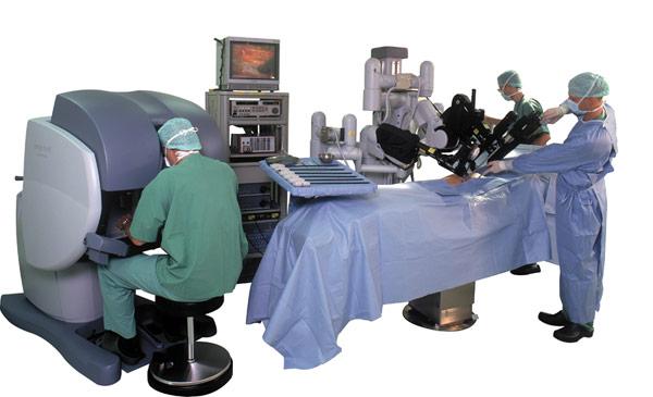 Η Ρομποτική χειρουργική στην Ουρολογία