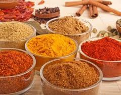 The nutritional value of spices.