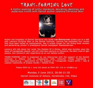 trans-forming love