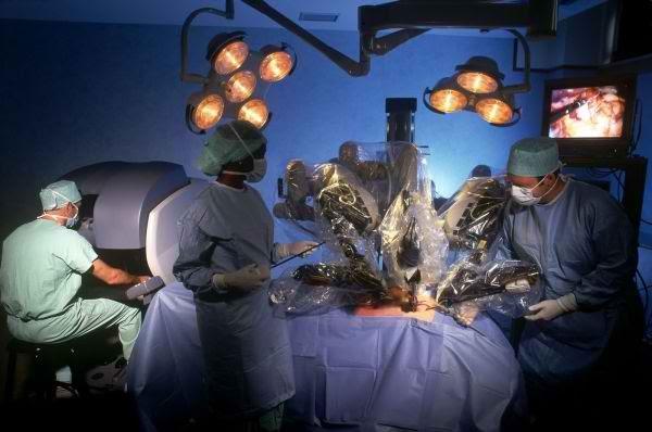 Ρομποτική χειρουργική και θεραπεία υπογονιμότητας