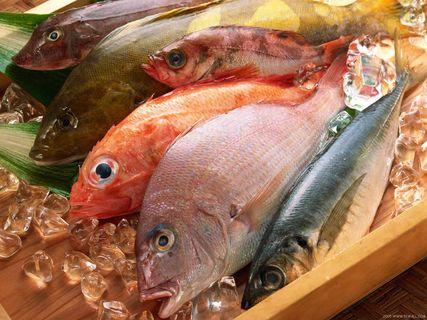 Μερικά ψάρια είναι 'βαριά'..