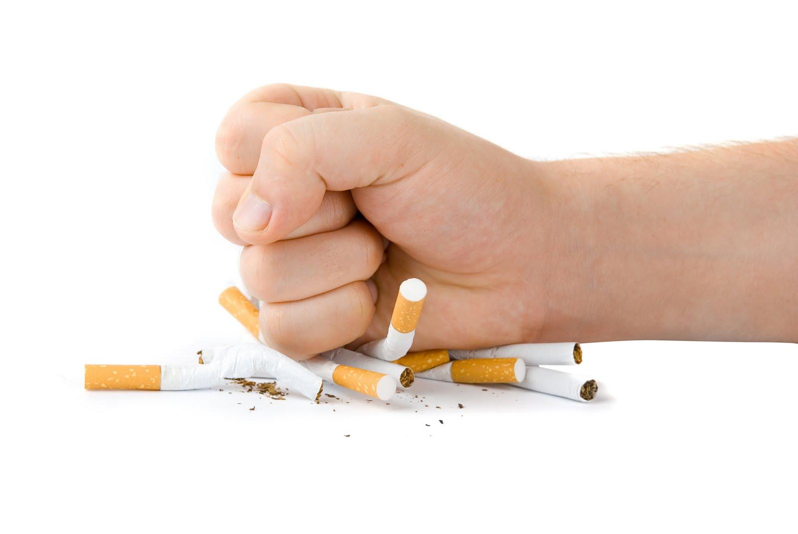 Τα οφέλη της διακοπής του καπνίσματος
