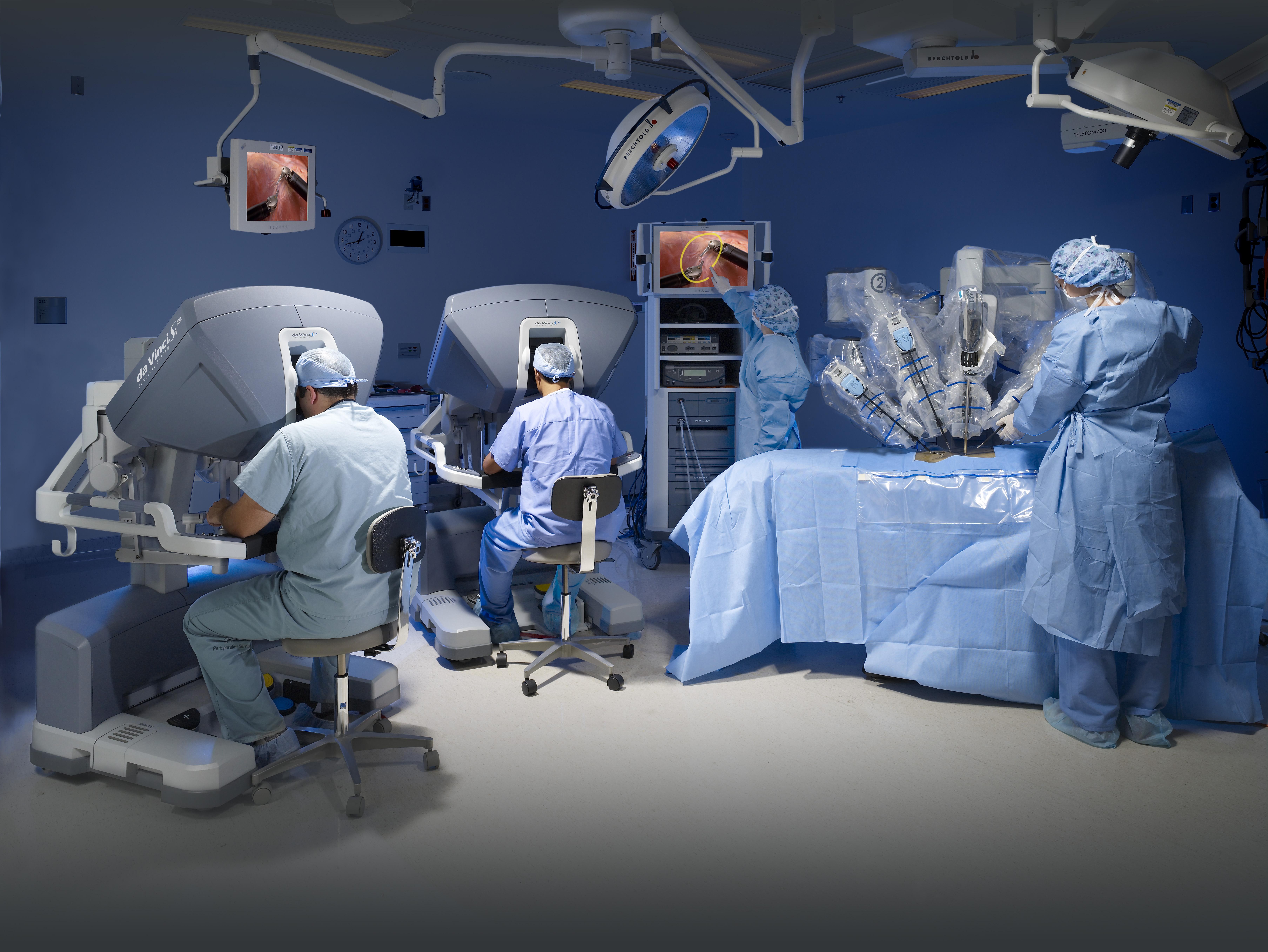 Η ρομποτική χειρουργική στη γυναικολογία με απλά λόγια