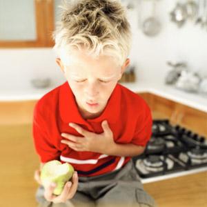 Επείγοντα Παιδιατρικά-Κάτι στάθηκε στο λαιμό του παιδιού!