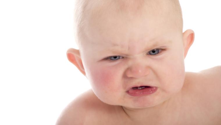 Εκρήξεις θυμού στη νηπιακή ηλικία