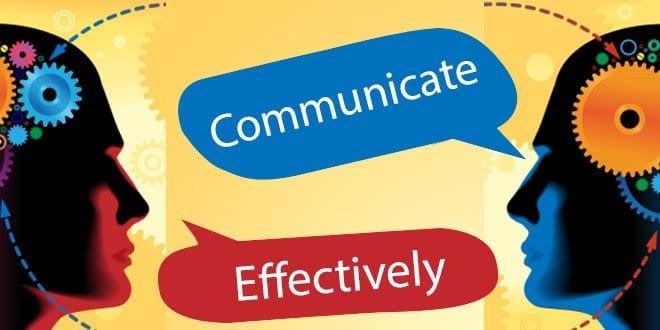 Η ουσιαστική επικοινωνία η βάση για τη διασφάλιση υγιών σχέσεων.
