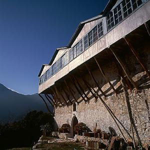 Το ιστορικό μοναστήρι Αγίου Γεωργίου Φενεού