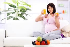 Οδηγίες διατροφής κατά τη διάρκεια της εγκυμοσύνης
