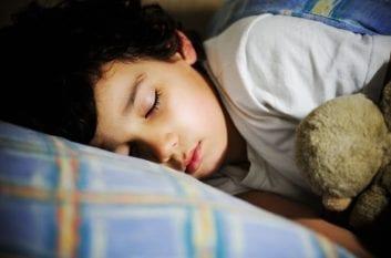 Ύπνος και παιδί