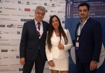Οι πολιτικές υγείας στο επίκεντρο του διεθνούς συνεδρίου POLITEIA του ΕΟΠΕ .
