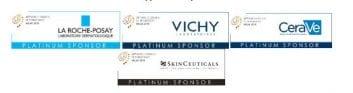 La Roche Posay, Vichy, Cerave και Skinceuticals,