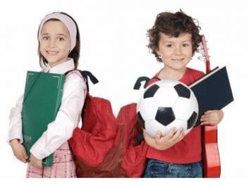 Παιδί και Εξωσχολικές δραστηριότητες:
