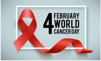 Παγκόσμια Ημέρα κατά του Καρκίνου Διαβάστε περισσότερα: 4 Φεβρουαρίου: Παγκόσμια Ημέρα κατά του Καρκίνου - iPaidia.gr