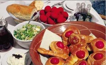 Πασχαλινό Τραπέζι….. ημέρα σωστής διατροφής ή ημέρα υπερκατανάλωσης ;