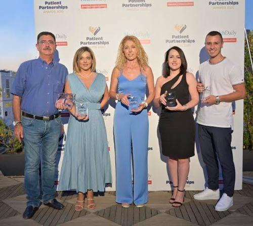 Τριπλή διάκριση της Roche Hellas στα Patient Partnerships Awards
