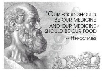 Το Μυστικό του Αιώνα – Η διατροφή κατά Ιπποκράτη