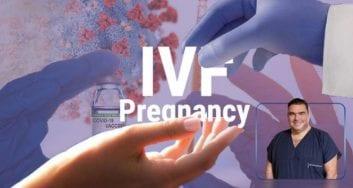 Εμβόλιο κορωνοϊού: Τι ισχύει για την εγκυμοσύνη και την εξωσωματική γονιμοποίηση