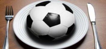 Τι να φάω πριν / μετά την προπόνηση ή τον αγώνα ποδοσφαίρου;